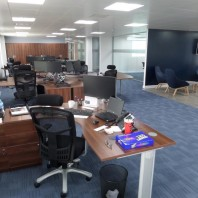 100 Church Street – CAT B Office Fit Out