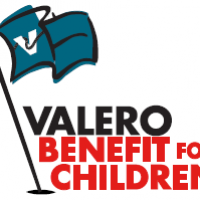 Delighted to be part of the Valero Benefit for Children's fund raiser